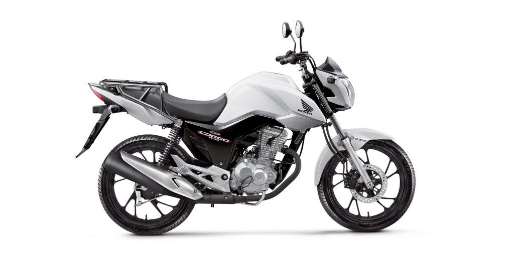 Honda CG 125i Cargo 2021