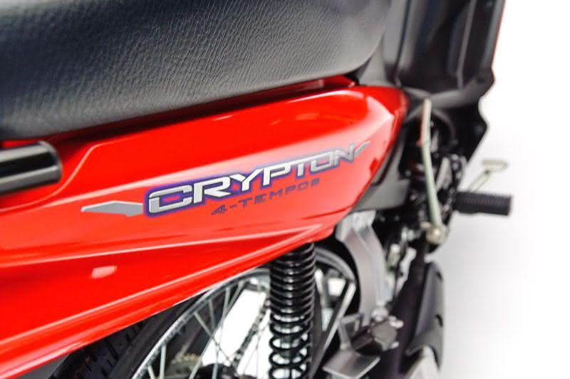 Yamaha T115 Crypton 2021