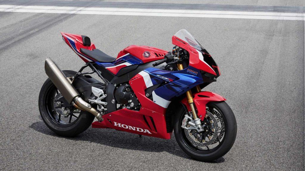 Honda CBR 1000RR-R 2021