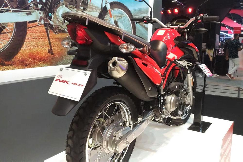 NK 150 ABS 2021