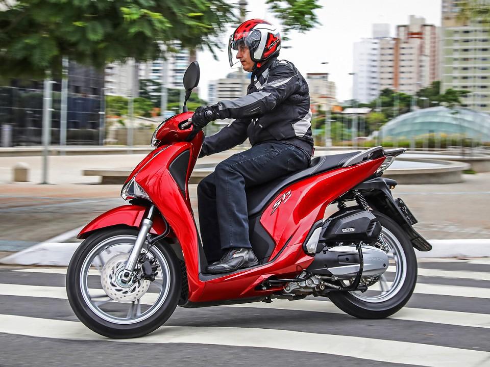 Nova Honda SH 150i 2021