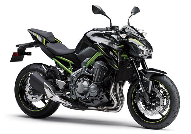 Nova Kawasaki Z900 2021