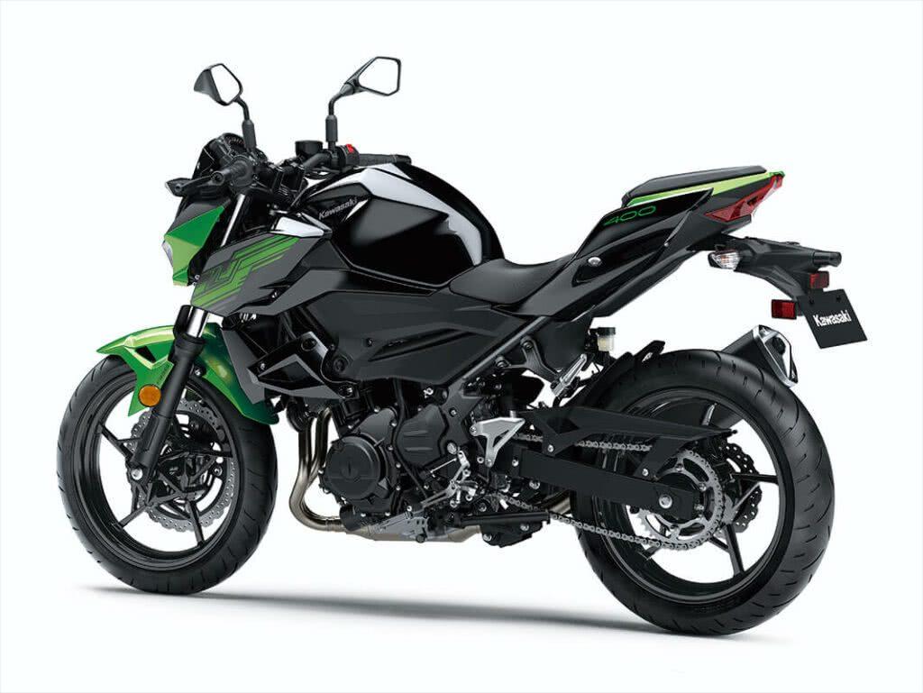 Moto Kawasaki Z 400 ABS - 2021 - R$ 10200.0